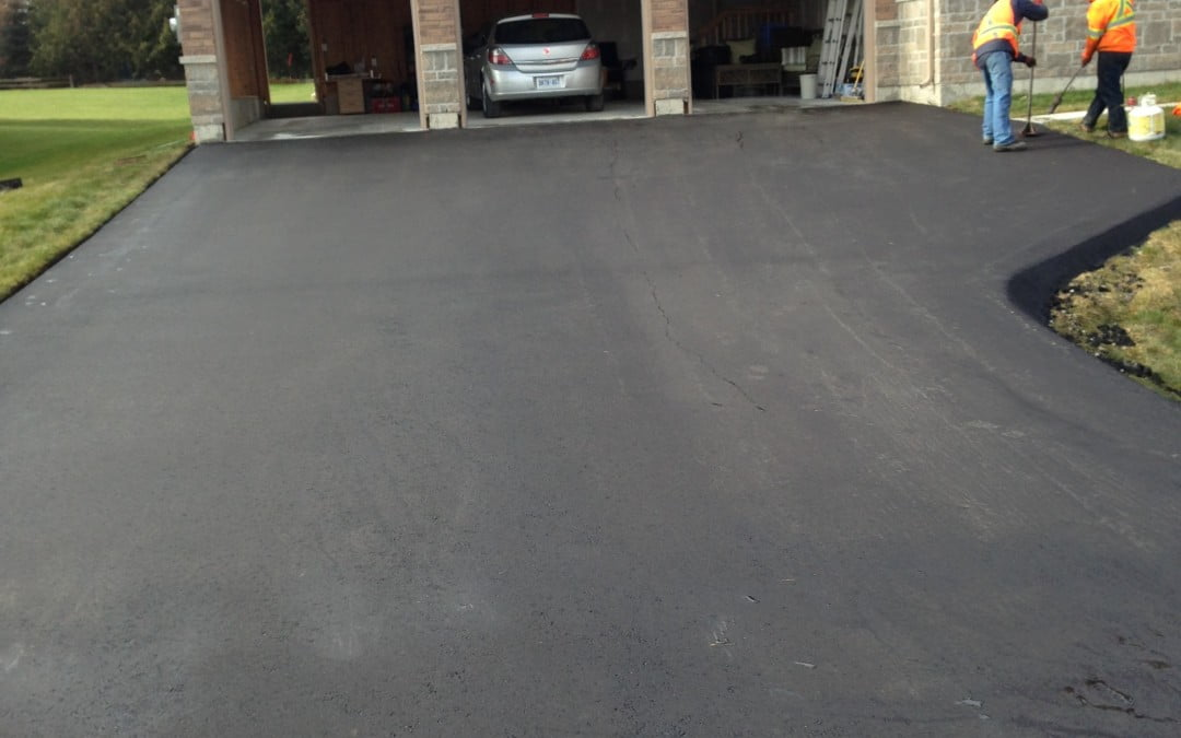 Caring For Your Driveway in the Summer Heat