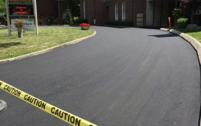 How Asphalt is Paved