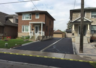 Residential Paving Services Toronto
