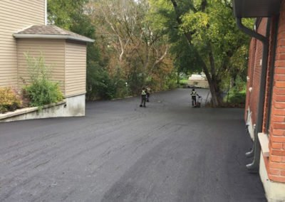 Residential Asphalt Paving Service