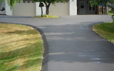 Environmentally friendly Driveways