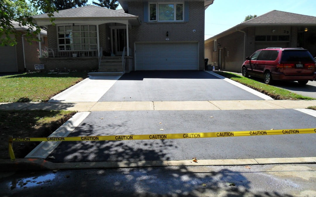 Different Scenarios of Residential Driveway Paving