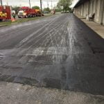 Industrial Pavement