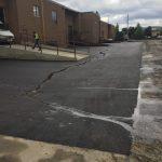 Etobicoke Industrial Parking Lot Repair