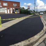 Industrial Parking Lot Repair