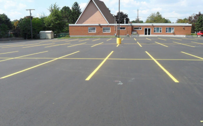 The Benefits of Asphalt Sealcoating
