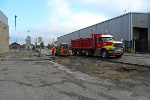 Commercial Paving Services Toronto