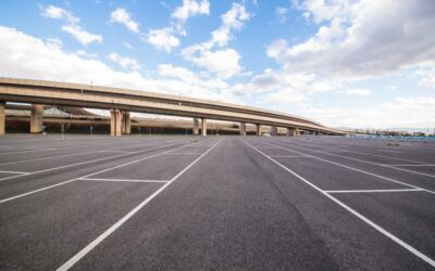 Parking Lot and Driveway Maintenance Planning